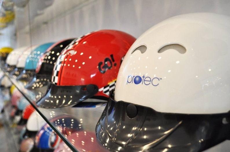 Địa điểm bán mũ bảo hiểm tại Đà Nẵng